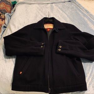 Vintage Abercrombie and Fitch Wool winter jacket